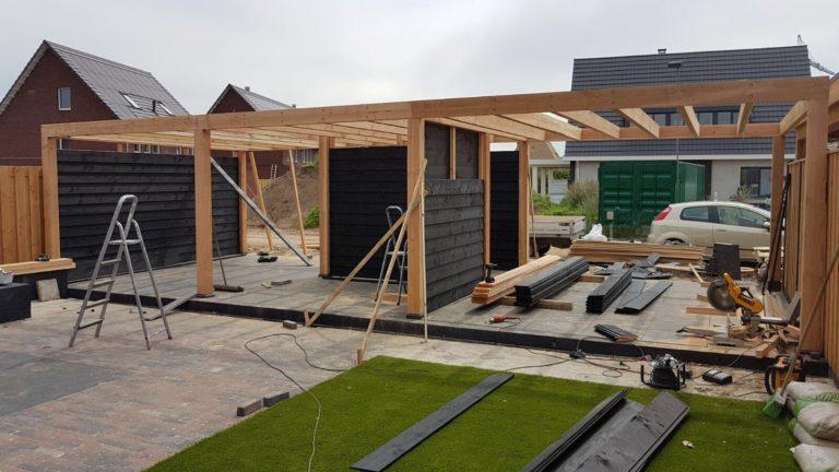 Hoveniersbedrijf Amersfoort aanleg tuin